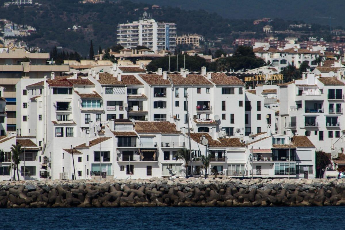 harbor, water, seashore, architecture, town, sea, house, city