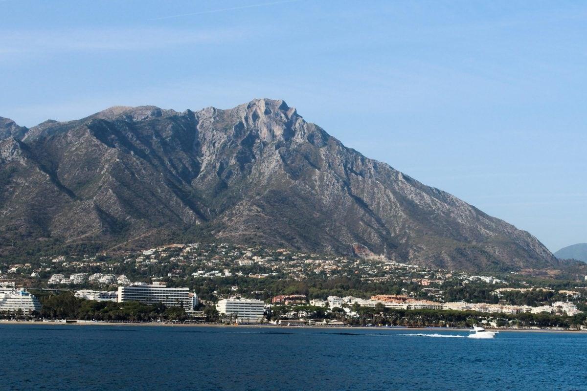 sea, mountain, water, seashore, landscape, outdoor, sky, nature