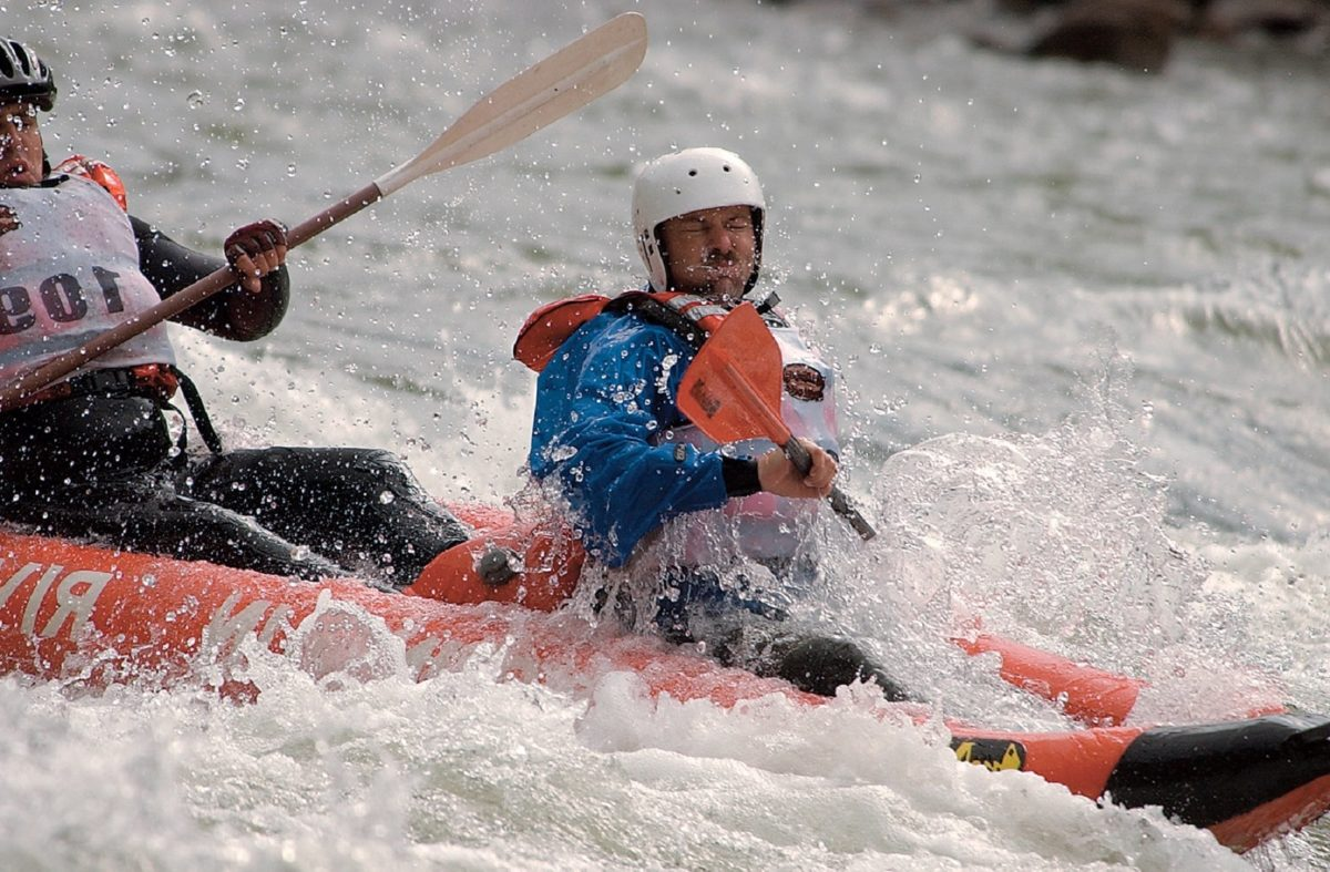 独木舟, 运动员, 皮划艇, 运动, 划桨, 比赛, 比赛, 铲子