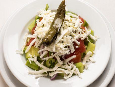 обед, салат, еда, питание, блюдо, ужин, овощ, соус