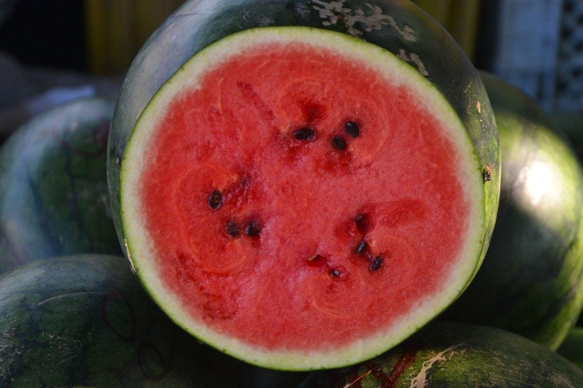 sweet, melon, diet, juice, nutrition, watermelon, fruit, food