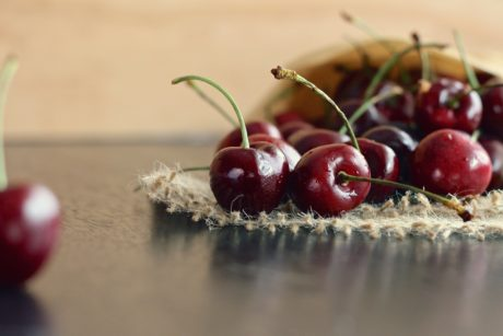 fruit, food, cherry, delicious, berry, sweet, cherries, currant
