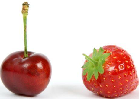 baga, alimento, fruta, nutrição, morango, deliciosa, cereja, doce, vitamina