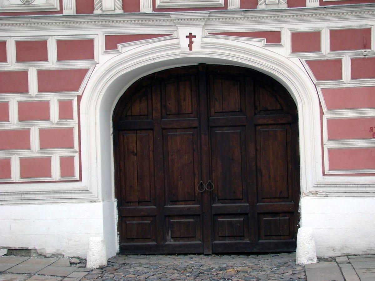architecture, house, doorway, front door, window, entrance, wall