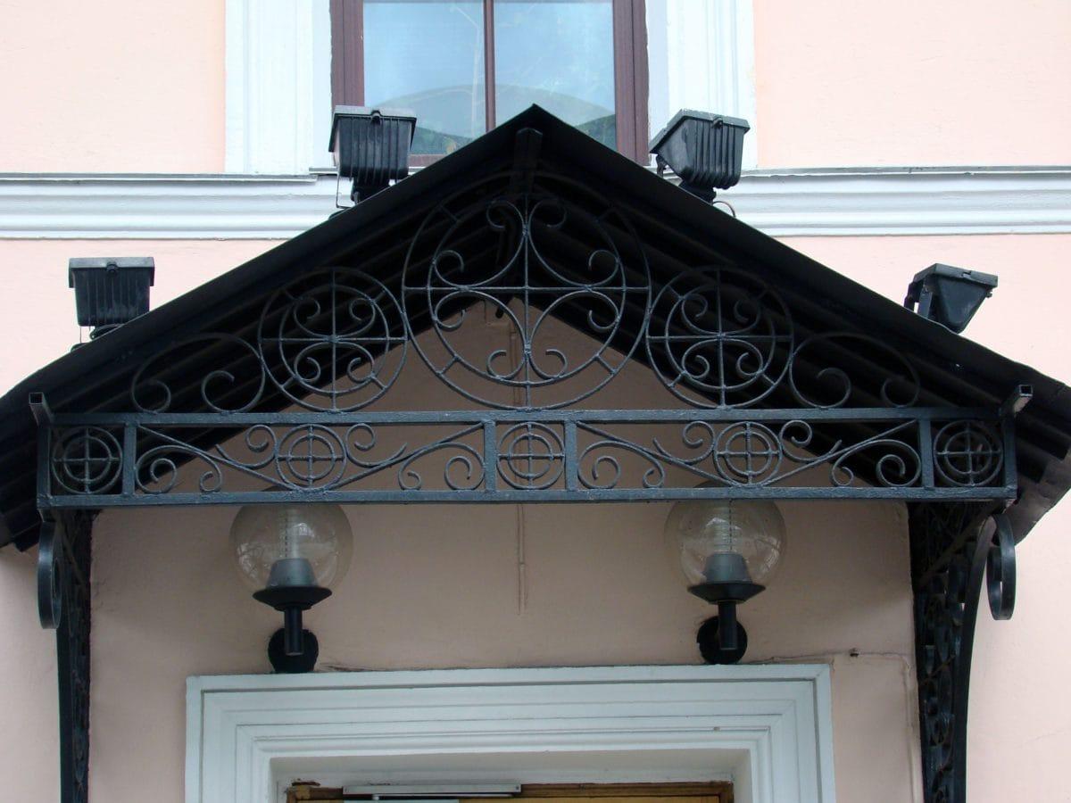 architecture, door, house, window, wood, chandelier, exterior