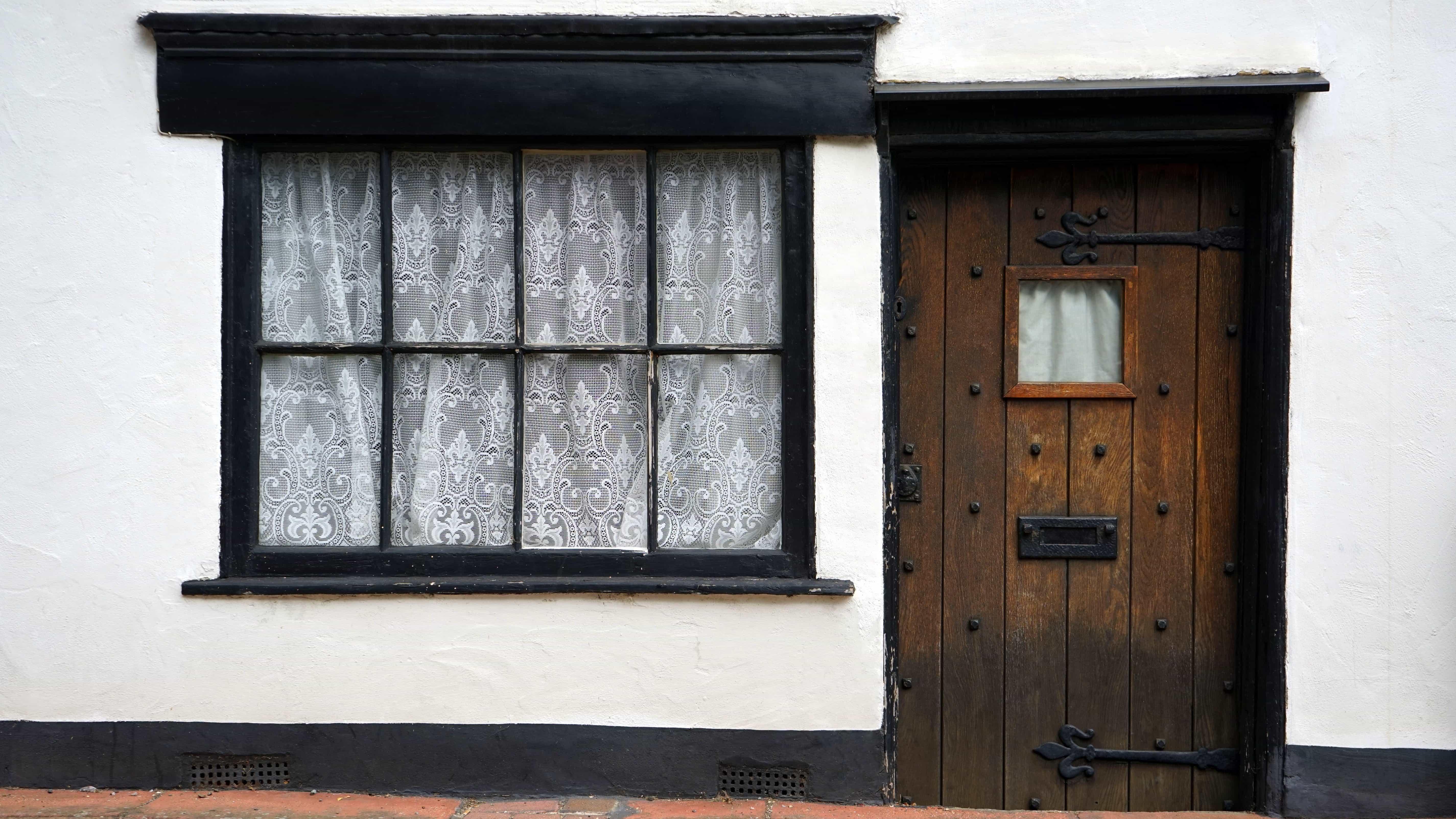 Kostenlose Bild Fenster Haus Holz Architektur Haustur Wand
