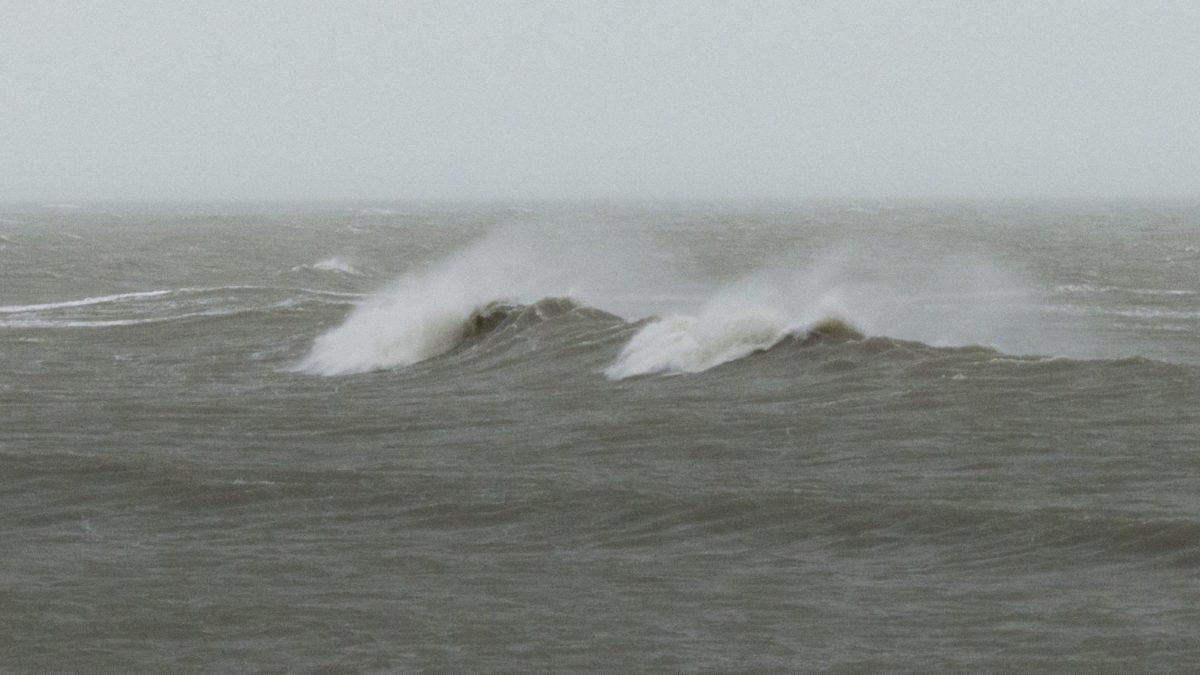 Plaj, deniz, sahil, köpük, okyanus, peyzaj, su, dalgalar