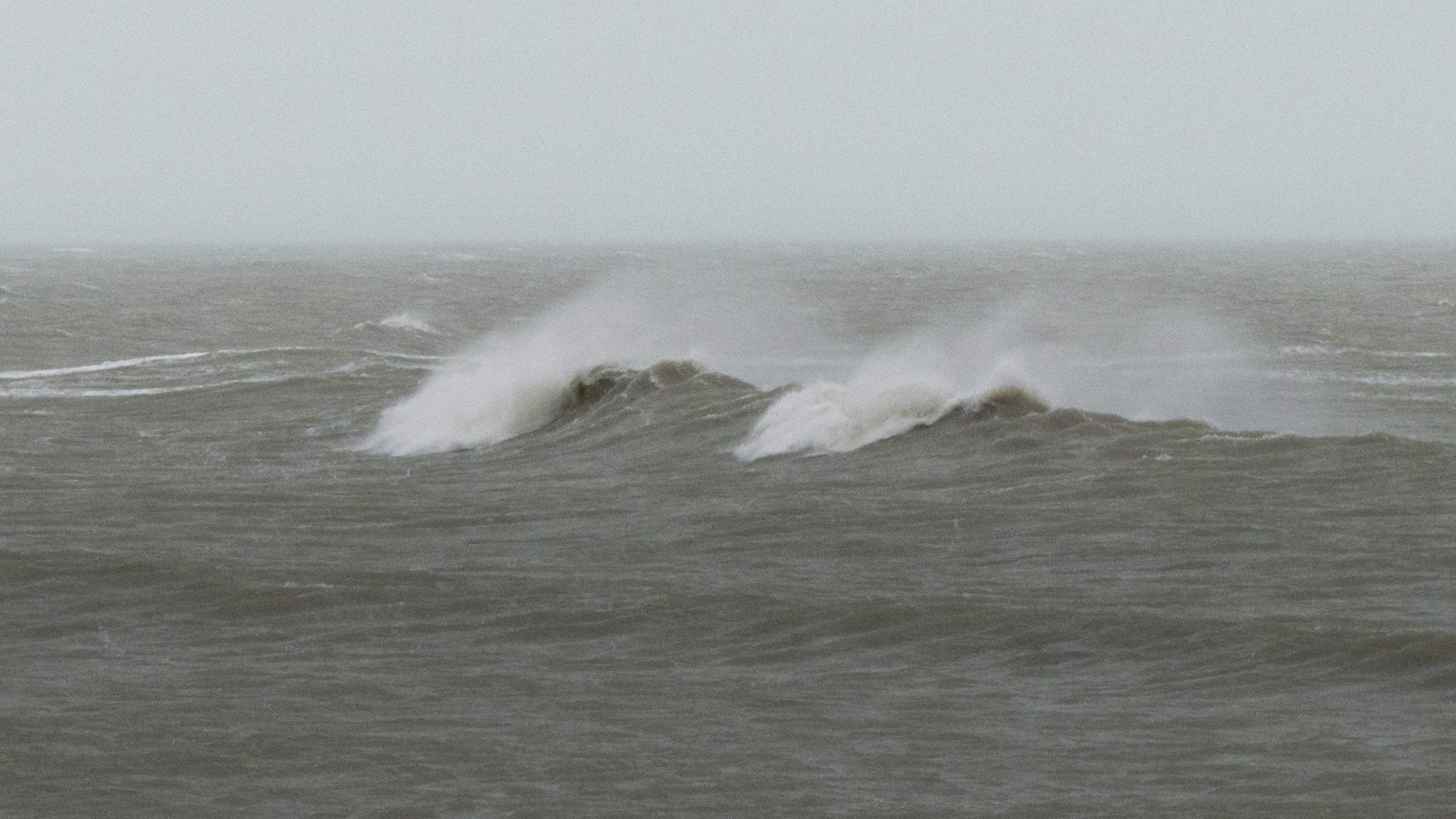 Free picture: beach, sea, seashore, foam, ocean, landscape