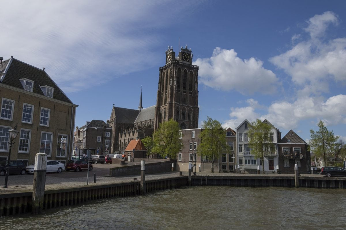 Architektura, řeka, město, voda, věž, městská oblast, obloha, venkovní, orientační bod