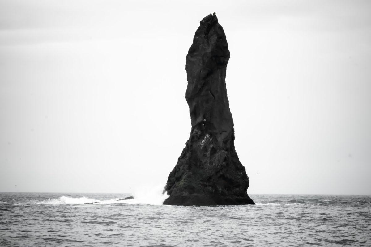 île, mer, océan, eau, plage, côte, Cape, falaise, paysage, littoral