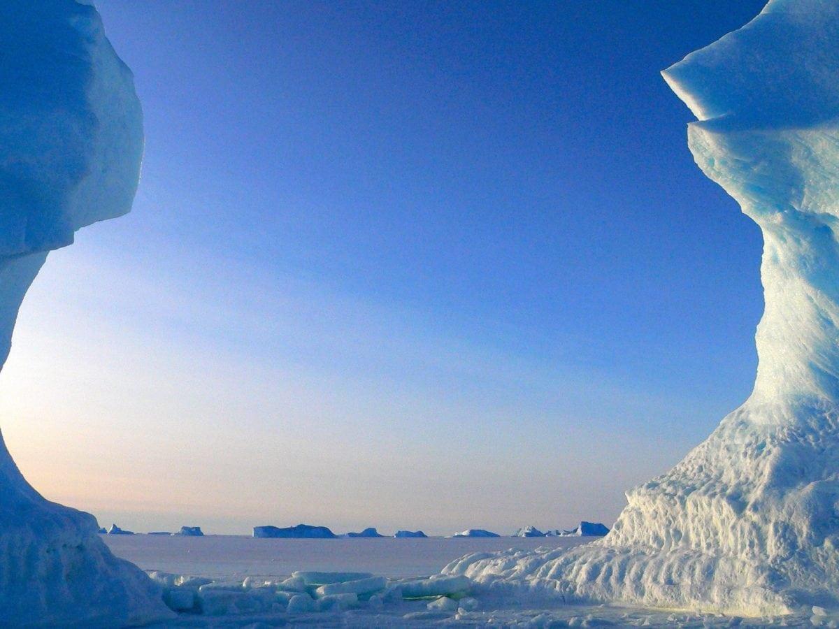 water, nature, iceberg, glacier, snow, cold, winter