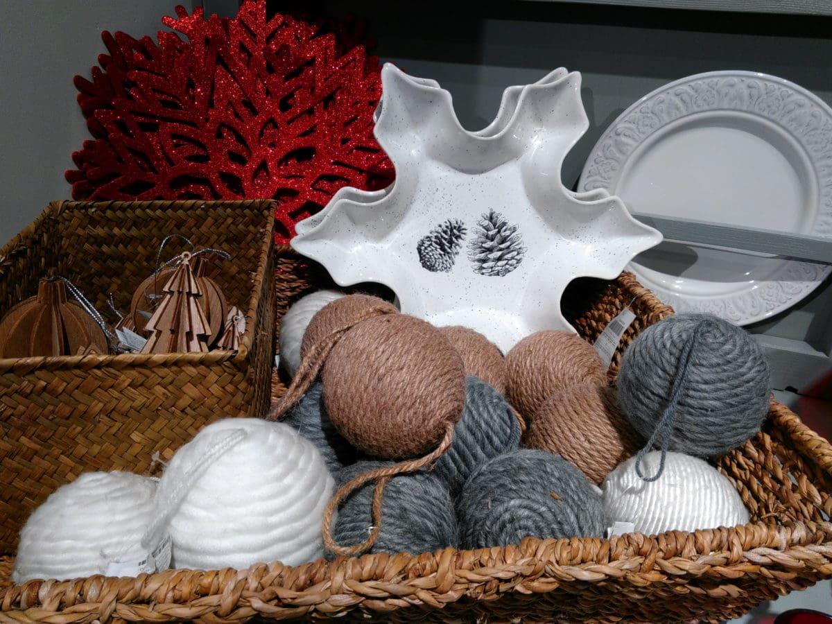 ull, objekt, innvendig dekorasjon, keramikk, håndlaget, flettet kurv, arbeid
