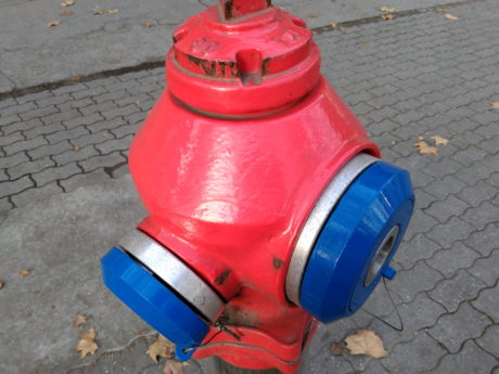 cast iron, street, object, steel, ground, hydrant, outdoor