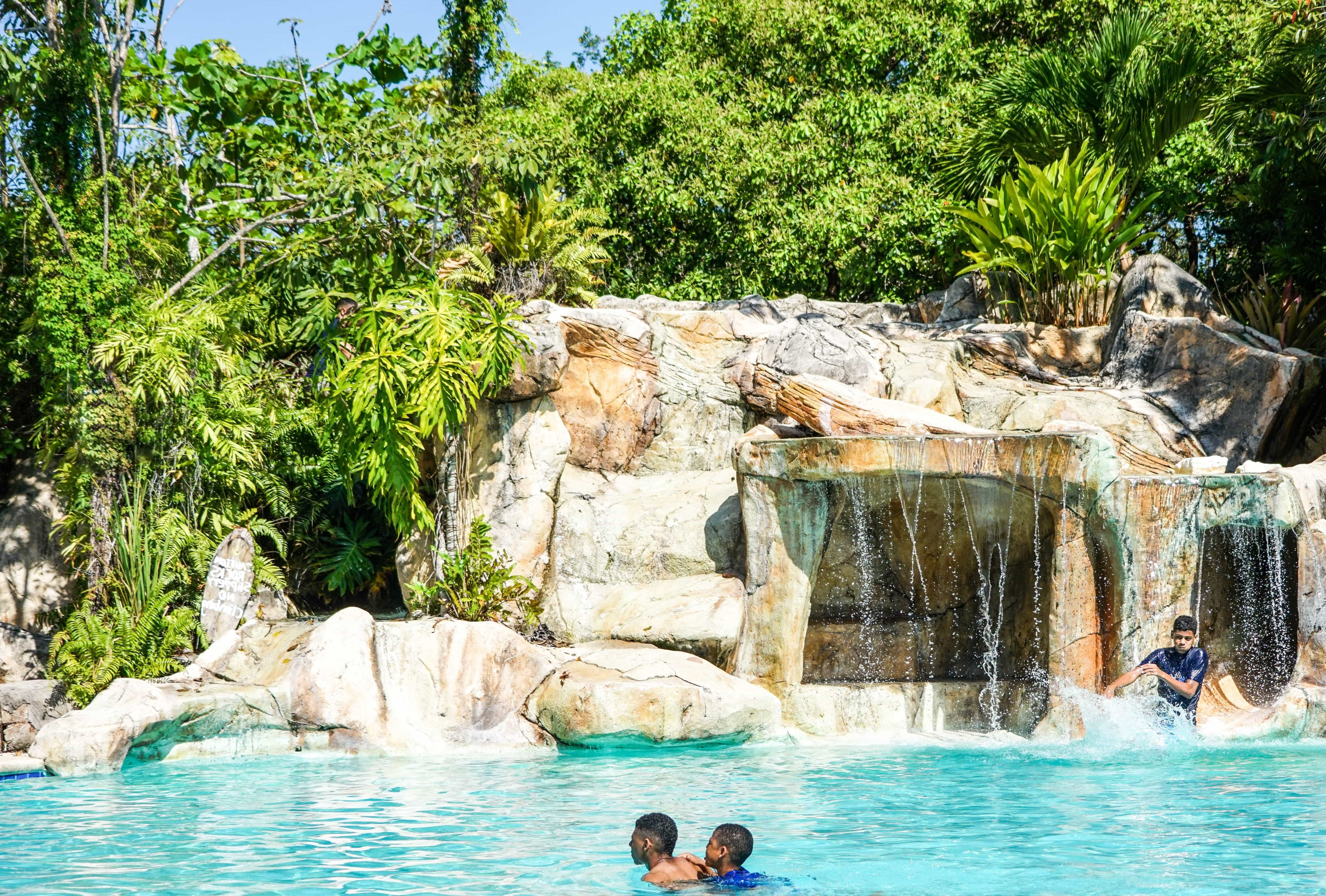 Free Picture Children Swimming Pool Nature Turquoise