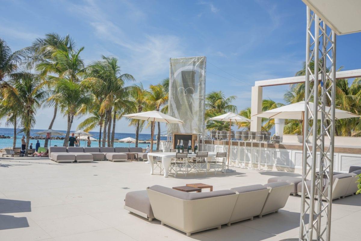 Ocean, vann, stol, luksus, sommer, Paradise, strand, Beach, Palm