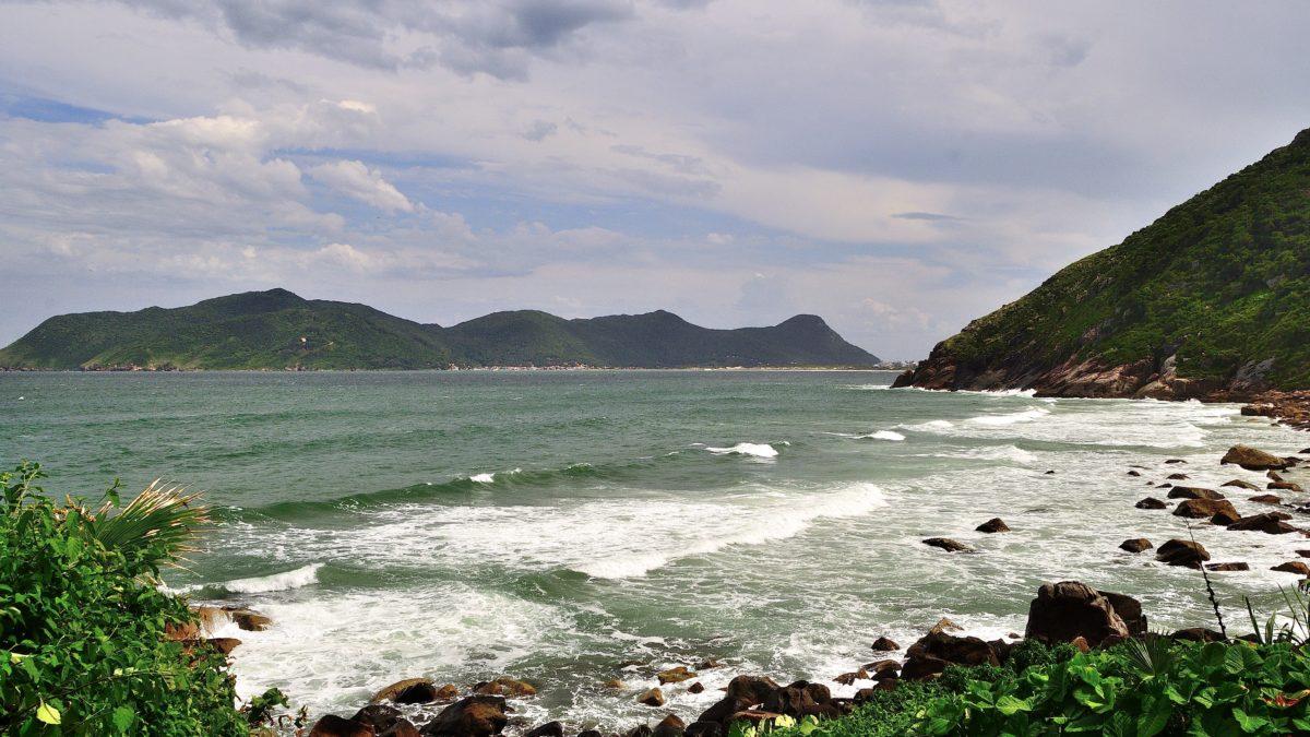 海岸, ビーチ, 水, 風景, 海, 海, 海岸線