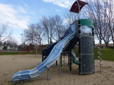 playground, park, instrument, blue sky, outdoor