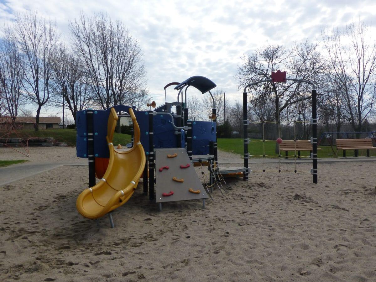 campo da giuoco, oggetto, sabbia, zona, regione, luogo, Parco