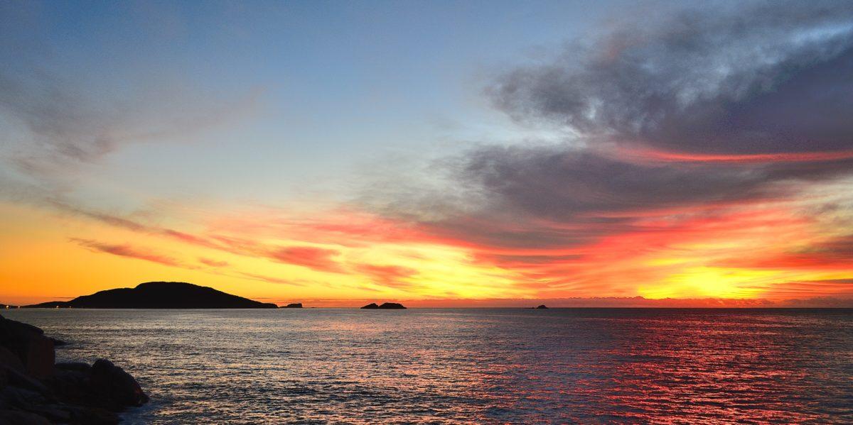 sun, water, dawn, dusk, sunset, ocean, sea, beach, sky, sunrise