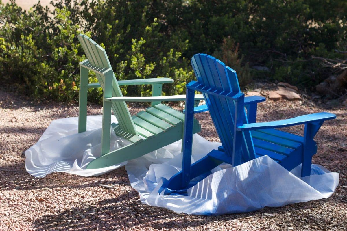 summer, chair, tree, outdoor, ground, furniture