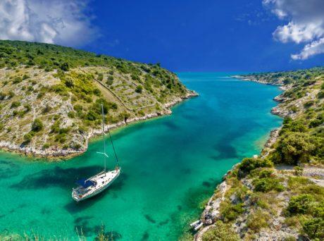 natură, mare, ocean, litoral, plajă, golf, lagună, peisaj marin, insulă, apă