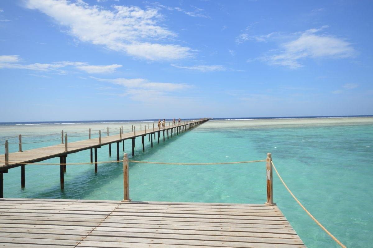 Hav, strand, sommer, sand, Ocean, himmel, vand, kyst, mole