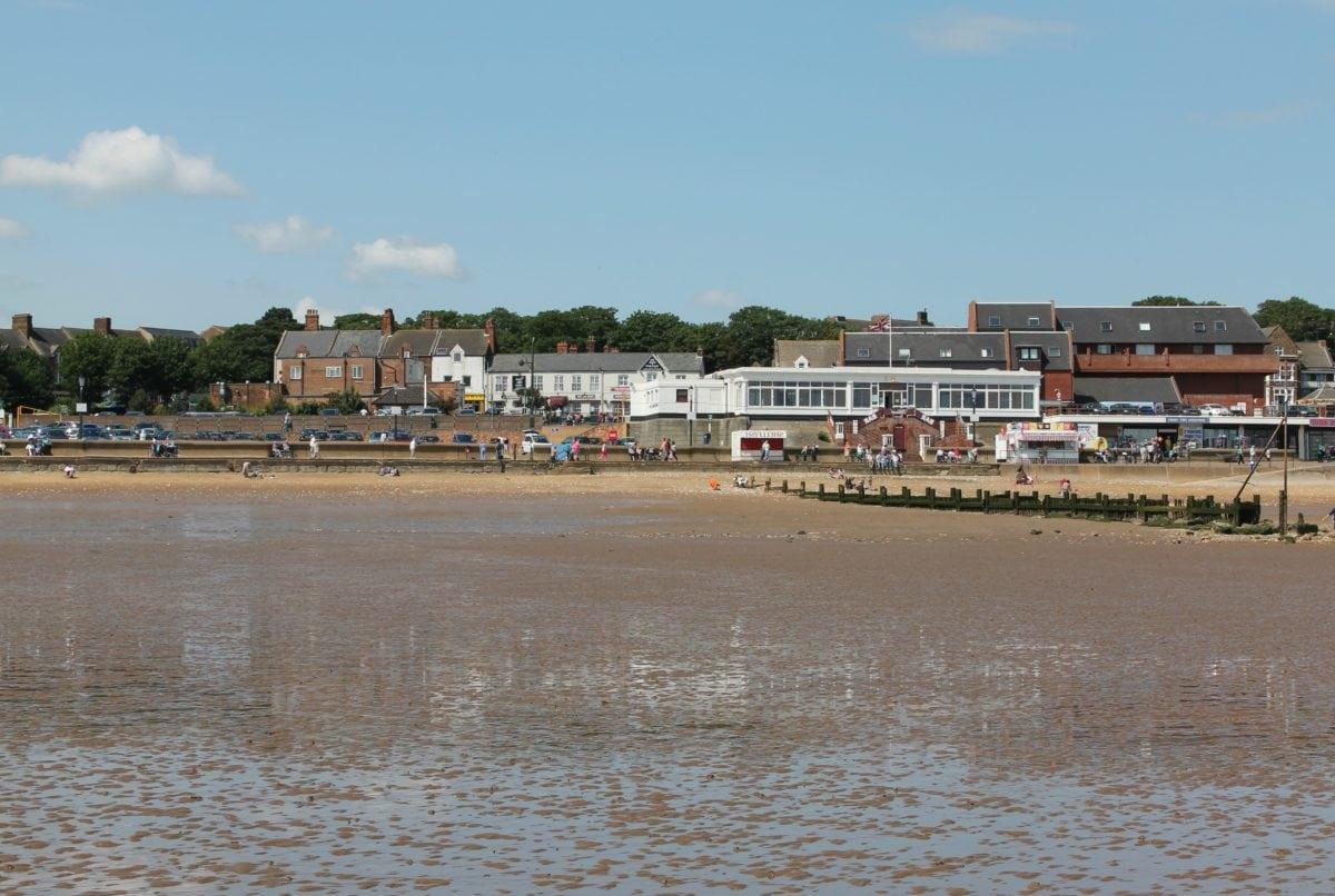 huis, Seashore, daglicht, rivier, water, stad, schip, boot