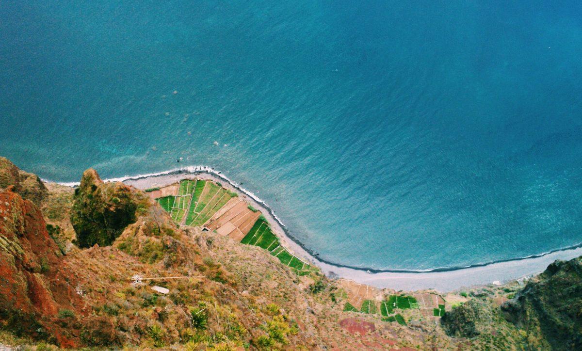 beach, sea, water, nature, seashore, island, landscape, ocean