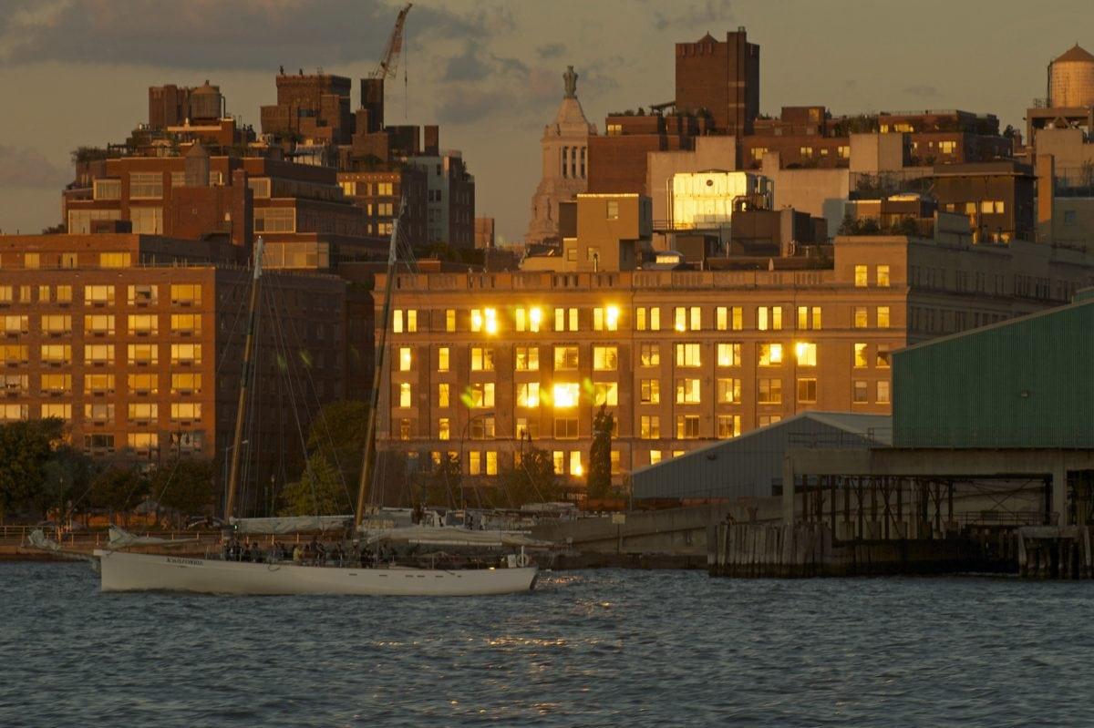 вода, река, град, пристанище, градски пейзаж, архитектура, крайбрежие