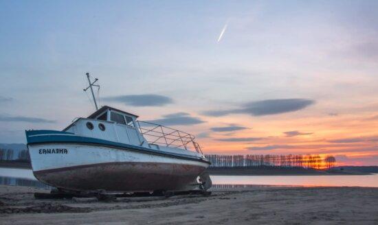 θάλασσα, πλοίο, σκάφος, νερό, βάρκα, άμμος, ηλιοβασίλεμα, περιβάλλον, οικολογία, όχημα, λιμάνι