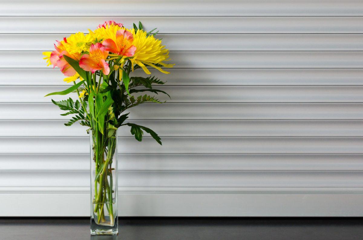 still life, nature, summer, flower, arrangement, vase, bouquet