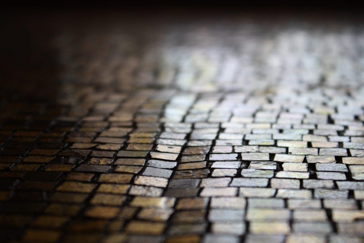 gammel, materiale, mønster, tekstur, overflade