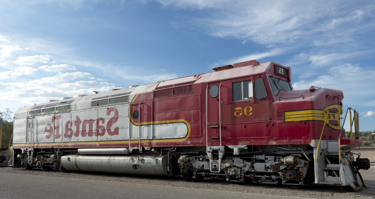 дизелов двигател, железопътен, Локомотив, товарен влак, превозно средство, транспорт, вагон