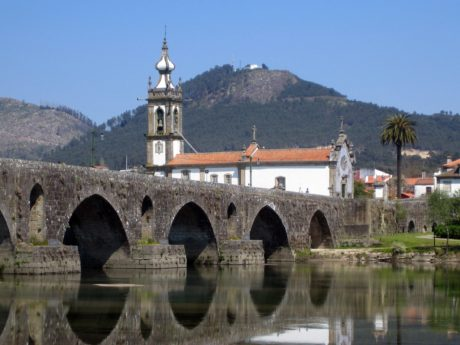 architecture, river, tower, water, old bridge, church, monastery