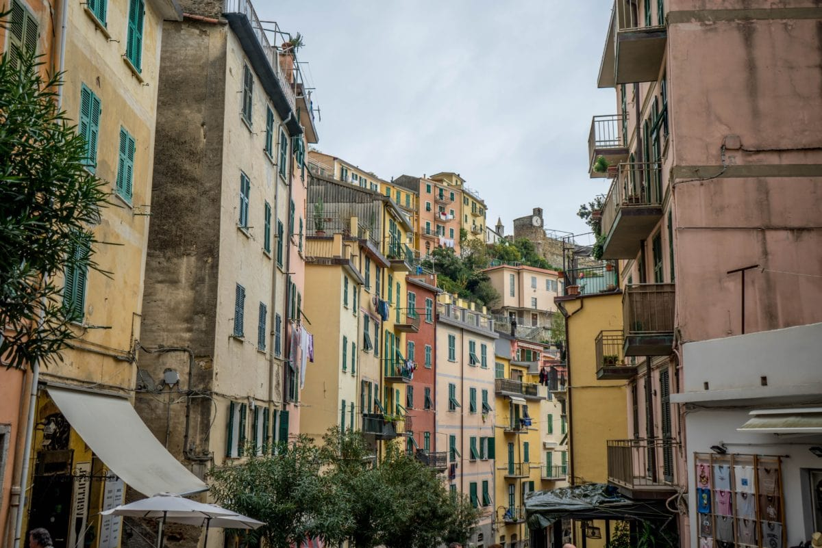 street, urban, city, house, town, architecture, balcony, old