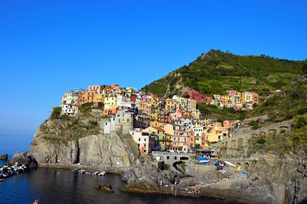 maison, mer, eau, architecture, rivage, ville, ville, falaise