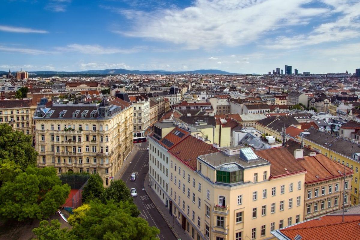 도시 풍경, 마을, 도시, 아키텍처, 거리, 집, 거주