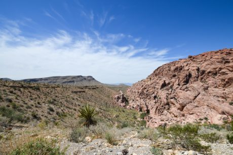 landscape, nature, desert, blue sky, valley, wilderness, mountain, outdoor