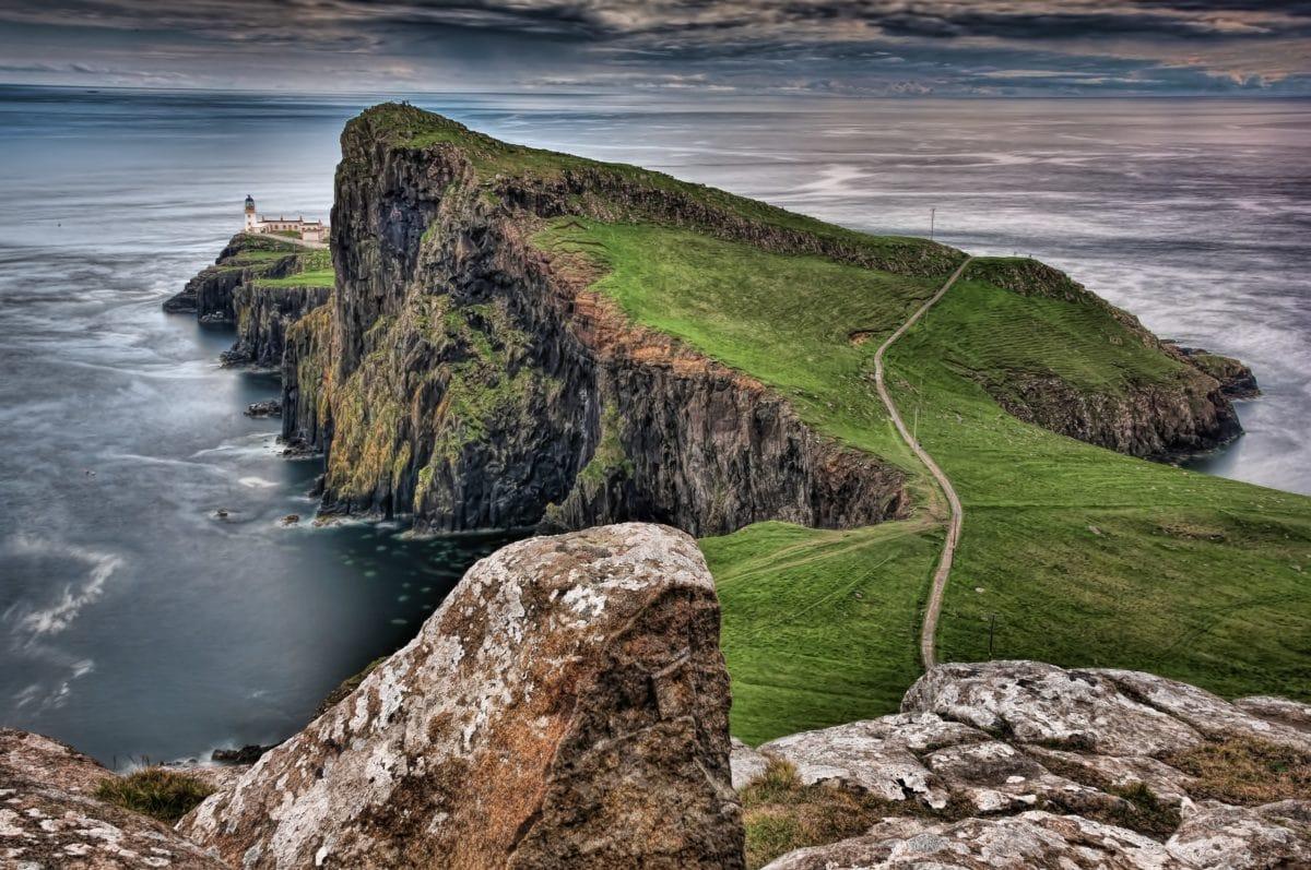群岛, 景观, 海滩, 海洋, 水, 海洋, 海岸, 悬崖, 海岸