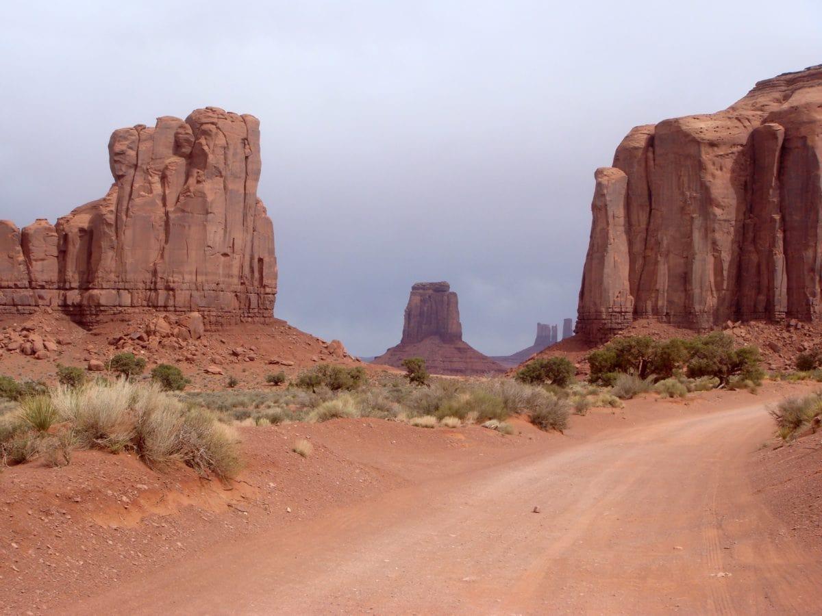 Wüste, trocken, Tal, Geologie, Sand, Sandstein, Landschaft
