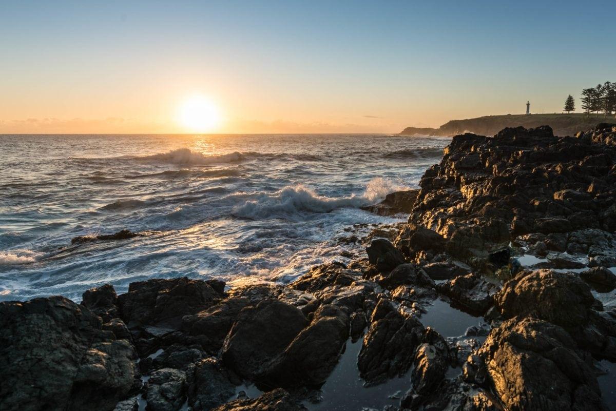 θάλασσα, αυγή, ηλιοβασίλεμα, ωκεανός, σούρουπο, νερό, παραλία, ακτή, κύμα