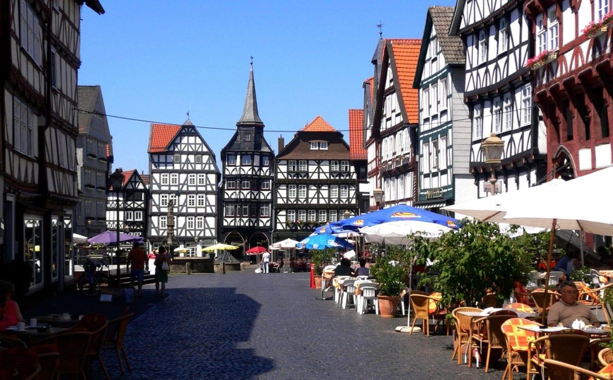 stad, gata, Europa, Urban, exteriör, landmärke, arkitektur, Utomhus