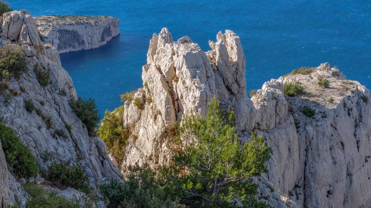 nature, water, sky, season, water, sea, seashore, cliff, landscape, coast
