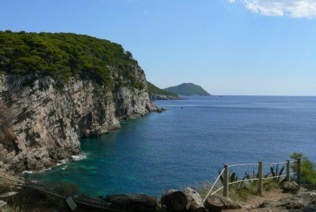 island, beach, sea, ocean, peninsula, geology, seashore, water, outdoor, sky
