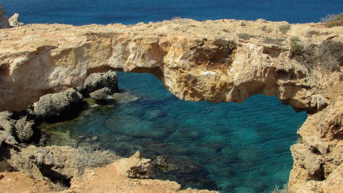 rock formation, cave, sea, water, seashore, nature, ocean, landscape