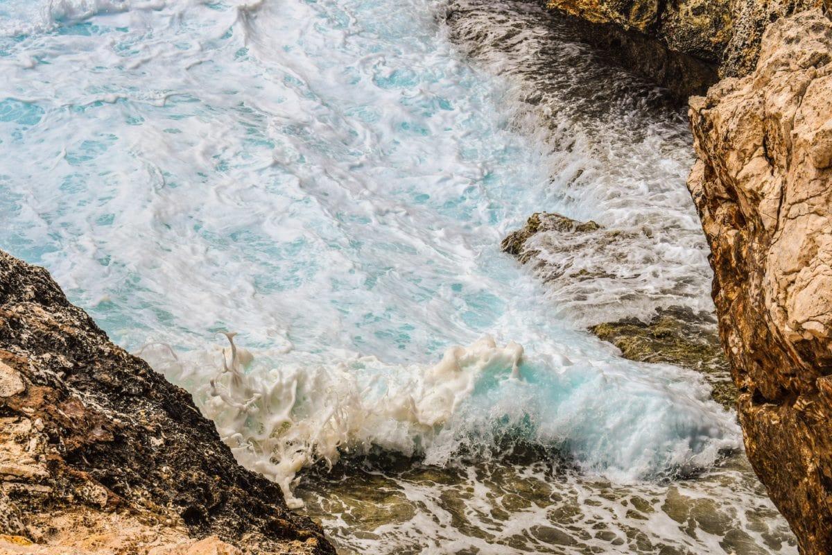 Hav, kyst, Ocean, vand, natur, sommer, bølge, geologi