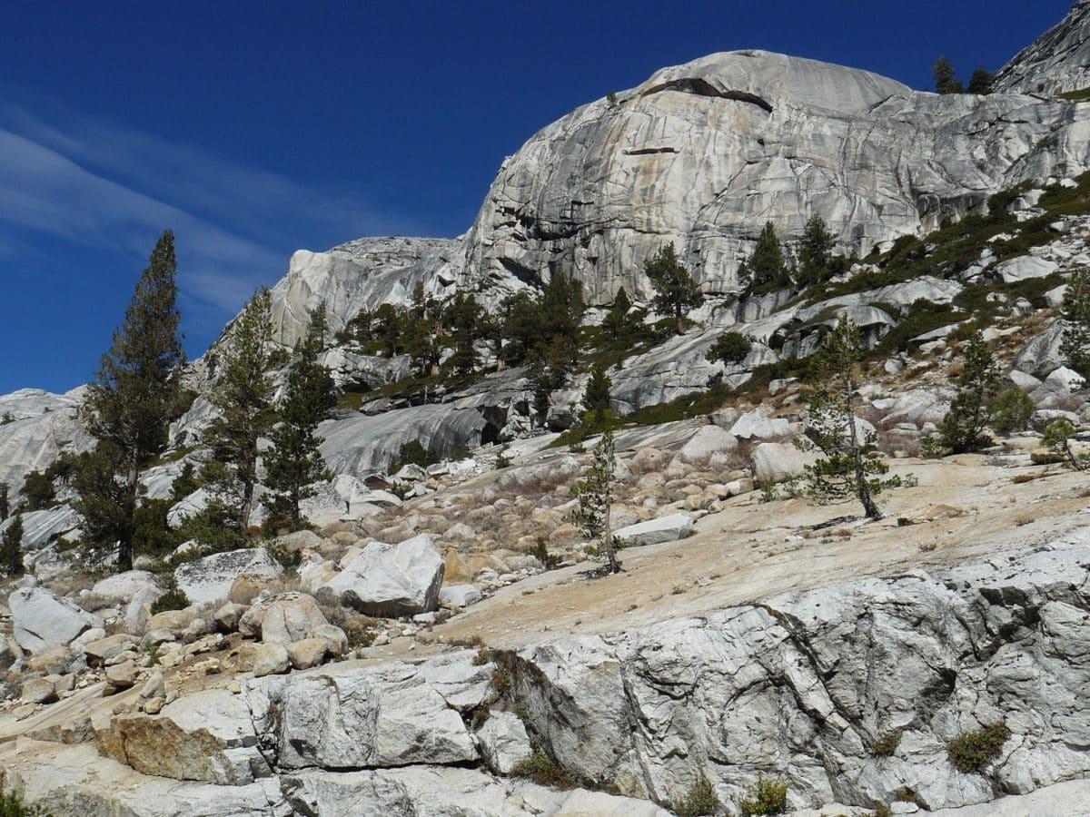 landscape, sky, nature, mountain, snow, ascent, outdoor