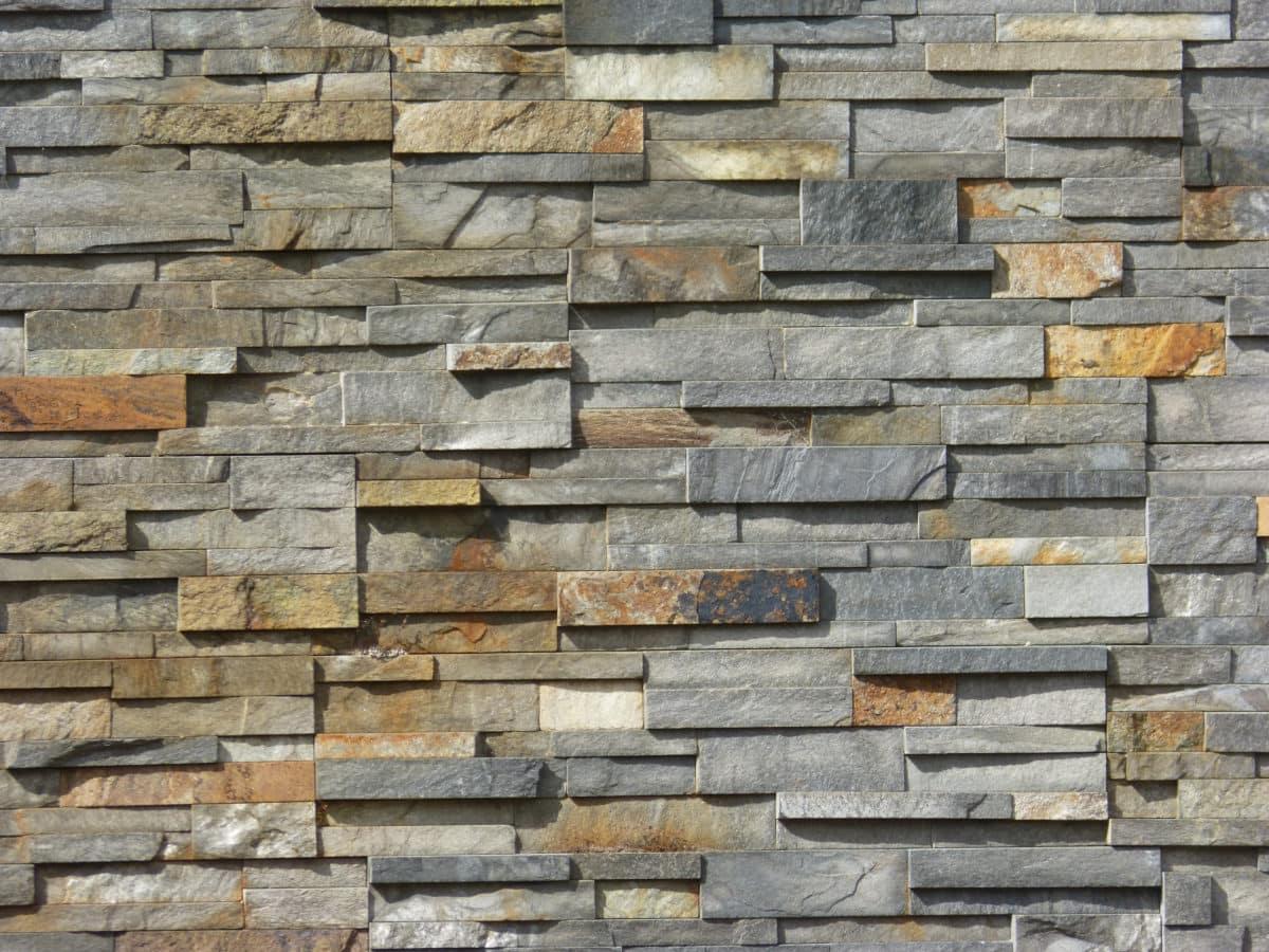 cigla, uzorak, kamena, stari, zid, tekstura, granit, beton