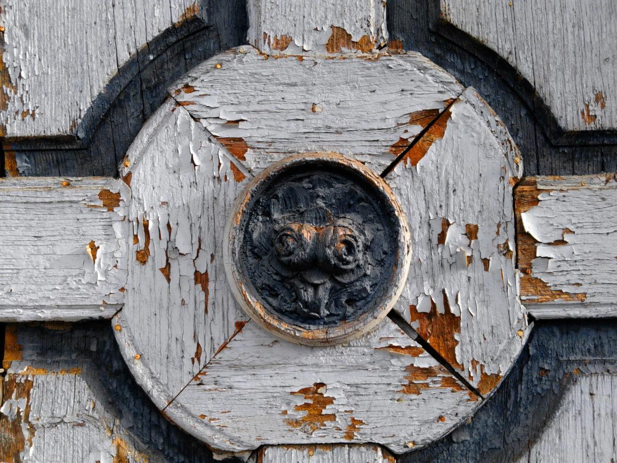 stari, drvo, drveni, arhitektura, zid, vrata, retro