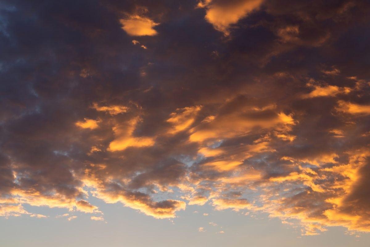 soare, atmosfera, apus de soare, noros, aer, nor, nor, Lumina soarelui